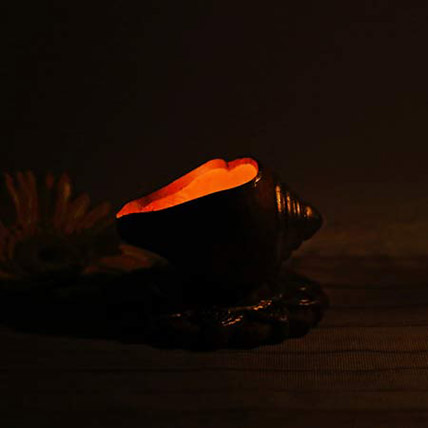 Consecrated Diya