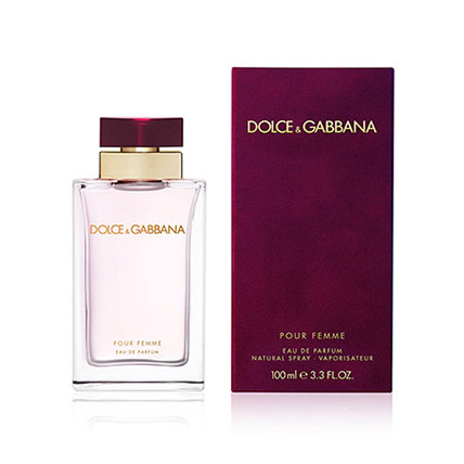 Dolce And Gabbana Pour Femme for Women EDP