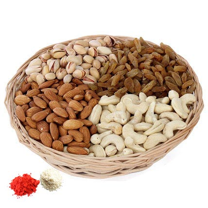 Dry Fruits Mix for Bhai Dooj