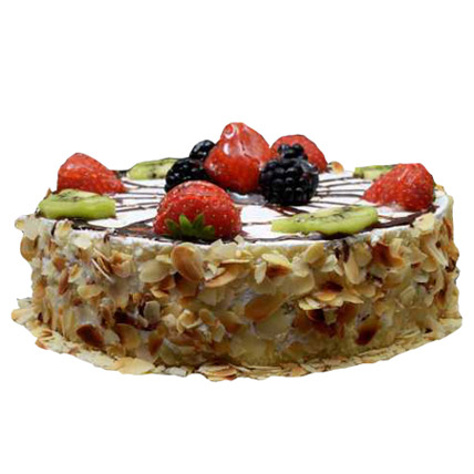 Exotic Fruit Cake 2 Kg