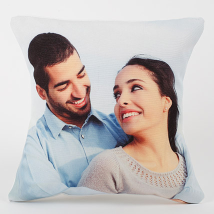Forever Yours Personalized Cushion