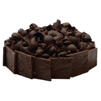 German Classic Black Forest Cake 2 Kg