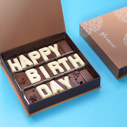 Online Birthday Chocolates