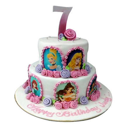 Little Princess Cake In Uae