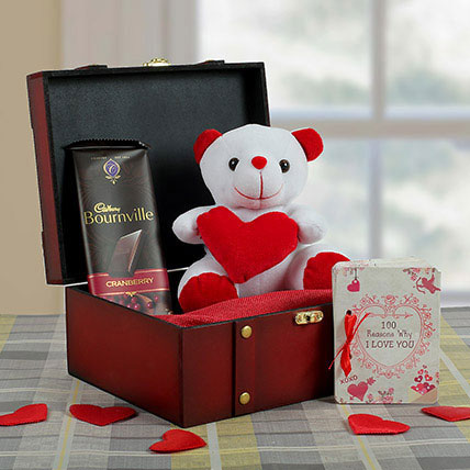 Love Treasure Box