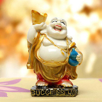 Lucky and Laughing Buddha
