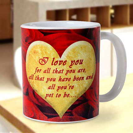 Valentine Day Mugs for Her