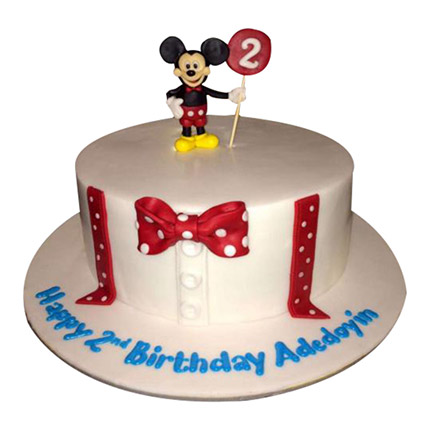 Mickey Cartoon Cake