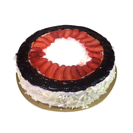 Mixed Berry Cake 3 Kg