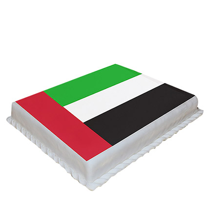 National Day Cake 30 Portions