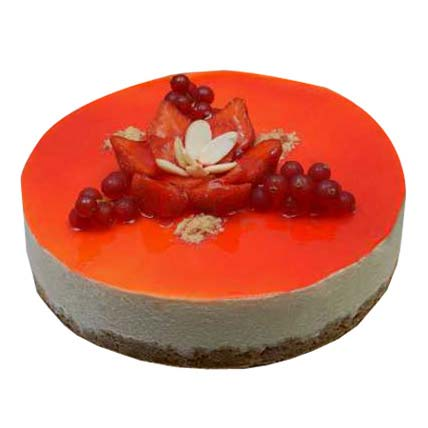 New Strawberry Cheese Cake 3 Kg