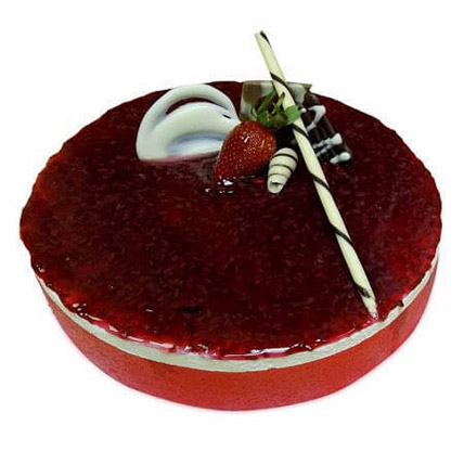 Rasberry Cheese Cake 2 Kg