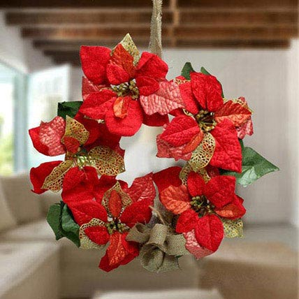 Red Wreath Of Christ