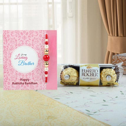 Rochers N Color Play Rakhi