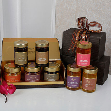 Sweet N Spicy Gift Set