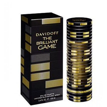 The Brilliant Game by Davidoff for Men EDT