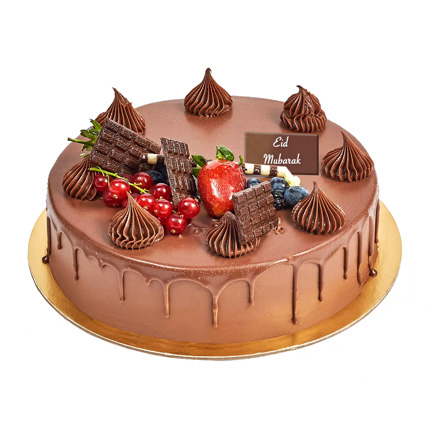 Fudge Cake For Eid