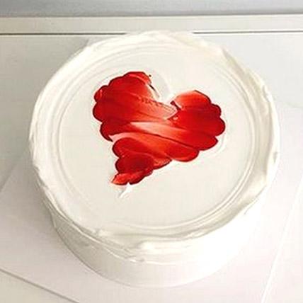 Celebration Of Love Chocolate Cake 1Kg