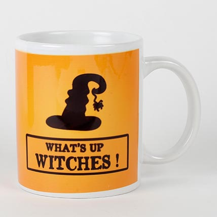 Halloween Coffee Mugs