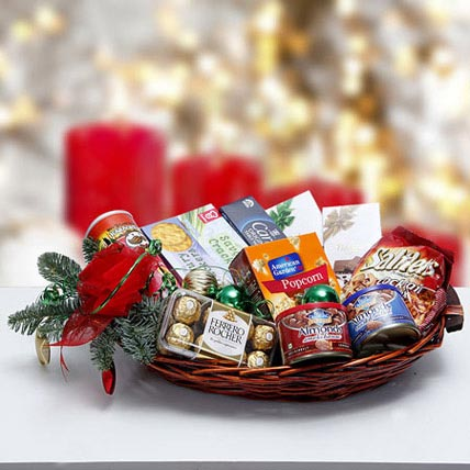 Winter Grace Hamper