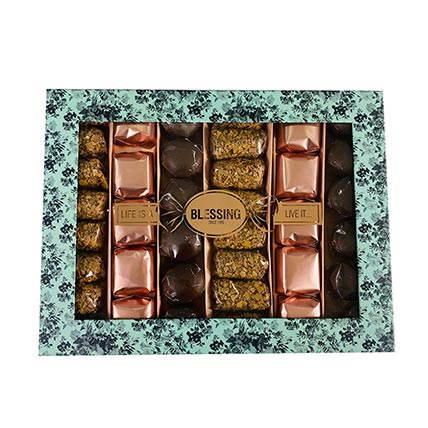 The Best Sellers Large Assorted Chocolate Gift Box