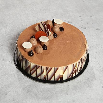 8 Portion Triple Chocolate OM