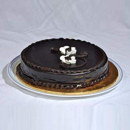 Delicious Chocolate Fudge Cake