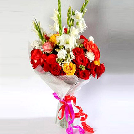 Elegant Floral Bunch