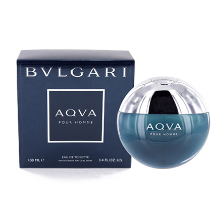Aqva Pour Homme By Bvlgari For Men Edt