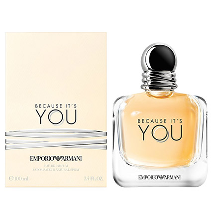 Because Its You By Emporio Armani For Women Edp