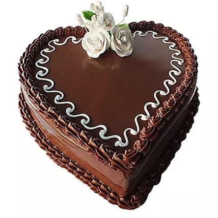 Choco Heart Cake PH