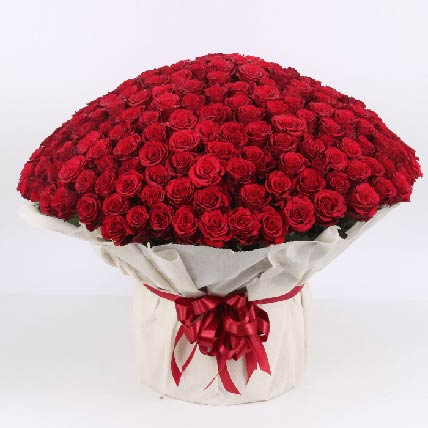 1001 Red Roses Bouquet