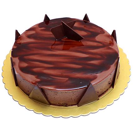 Delight Chocolate Ganache Cake 8 Portion