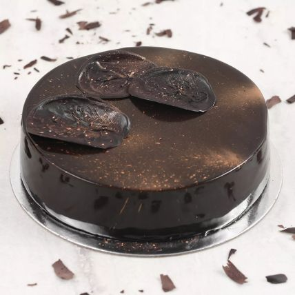 Exotic Chocolate Mousse Cake- 1.5 Kg