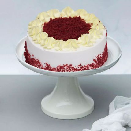 Red Velvet Cream Cake- 1.5 Kg