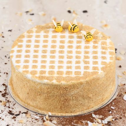 Russian Honey Cake- Half Kg