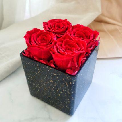 Infinite Roses Classical Decor