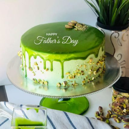 Pisthaio Fathers Day Cake Half Kg
