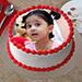 Creamy Photo Cake 3 Kg Truffle Cake