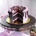 Delicious Chocolate Berry Cake- Half Kg
