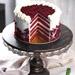 Red Velvet Cream Eggless Cake- Half Kg