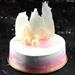 Sweet & Delicious Vanilla Eggless Cake- Half Kg
