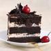 Delicate Black Forest Cake- 1 Kg
