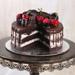 Delicate Black Forest Eggless Cake- 1.5 Kg