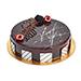 1Kg Chocolate Truffle Birthday Cake