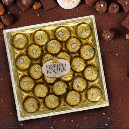 Ferrero Rocher Chocolates 24 Pieces